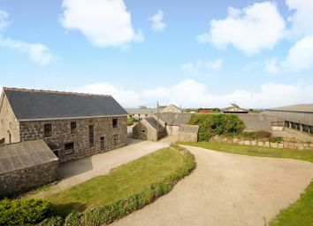 Thumbnail 4 bedroom equestrian property for sale in Sennen, Penzance, Cornwall