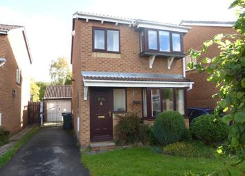 Thumbnail 3 bed detached house to rent in Wheatfield Drive, Tickhill, Doncaster