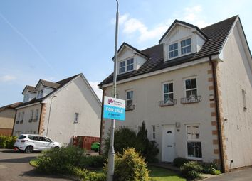 Thumbnail 3 bed town house for sale in Easterton Drive, Caldercruix, Airdrie