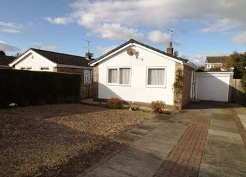 Thumbnail 2 bed bungalow for sale in Cheviot Grove, Pegswood, Morpeth