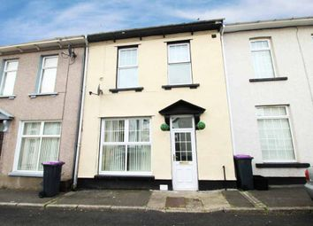 Thumbnail 3 bed terraced house for sale in Nicolas Street, Pontypool, Gwent