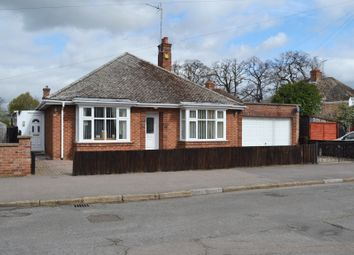 Thumbnail 3 bedroom detached bungalow for sale in Summerfield Road, Wisbech