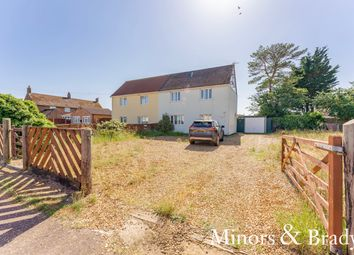 Thumbnail 3 bed semi-detached house for sale in Walter Howes Crescent, Middleton, King's Lynn
