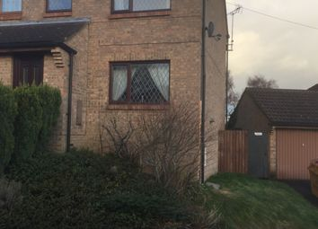 Thumbnail 3 bed semi-detached house to rent in Eavestone Grove, Harrogate