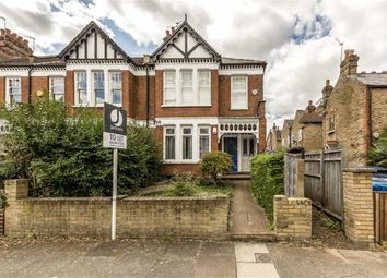 Thumbnail 3 bed flat to rent in Salford Road, London