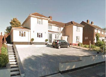 Thumbnail 4 bed semi-detached house for sale in Walderslade Road, Walderslade, Kent
