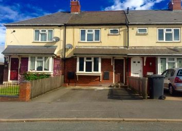 Thumbnail 3 bedroom terraced house for sale in Fifth Avenue, Wolverhampton, West Midlands