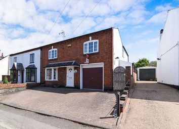 Thumbnail 4 bed semi-detached house for sale in High Street, Feckenham, Redditch