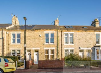 Thumbnail 2 bed terraced house for sale in Regent Road, Gosforth, Newcastle Upon Tyne