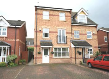 Thumbnail 5 bed town house for sale in Coniston Drive, Balby, Doncaster