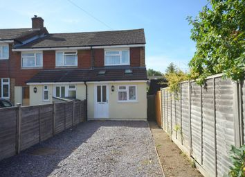Thumbnail 1 bed end terrace house for sale in Willow Drive, Hamstreet, Ashford