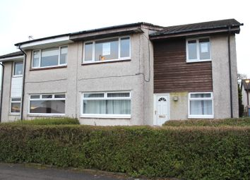 Thumbnail 2 bed flat for sale in Kirkton Cres, Carnbroe, Coatbridge