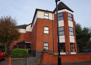 Thumbnail 1 bed flat for sale in Hardwick Court, Tamworth
