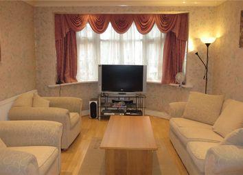 Thumbnail 3 bedroom terraced house to rent in Boycroft Avenue, Kingsbury London
