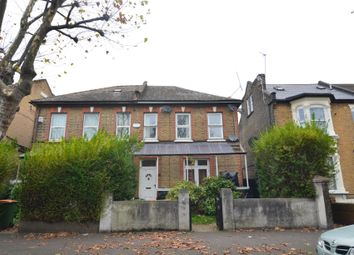 Thumbnail 1 bed flat for sale in Basement Flat A Earlham Grove, London