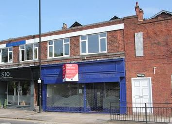 Thumbnail Retail premises to let in 8 Thorne Road, Doncaster