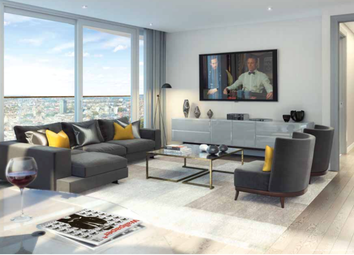 Thumbnail 2 bed flat for sale in Admiral Wharf, London Dock