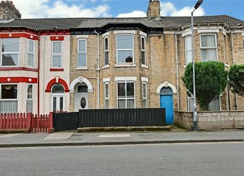 Thumbnail 4 bed terraced house for sale in Park Grove, Princes Avenue, Hull, East Yorkshire