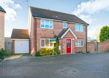 Thumbnail 4 bed detached house for sale in Saddlers Way, Chatteris