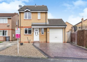 Thumbnail 3 bed detached house for sale in Millrace Drive, Goldthorpe, Rotherham