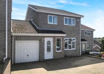 Thumbnail 3 bedroom link-detached house for sale in Clos Tawe, Barry