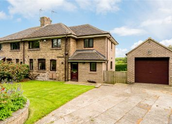 Thumbnail 4 bed semi-detached house for sale in Park Side, Follifoot, Harrogate, North Yorkshire