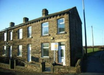 Thumbnail 1 bed end terrace house for sale in Bradford Rd, East Ardsley