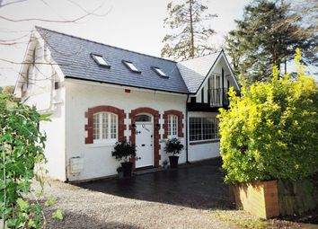Thumbnail 3 bed detached house for sale in The Mews, 249A Gower Road, Sketty