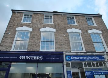 Thumbnail 2 bed flat to rent in Parrock Street, Gravesend