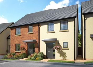 Thumbnail 2 bed semi-detached house for sale in Meldon Fields, Okehampton, Devon
