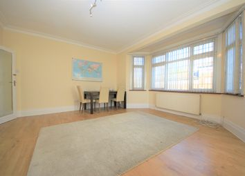 Thumbnail 3 bed flat to rent in Wykeham Road, London