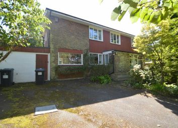Thumbnail 4 bed detached house for sale in St John's Road, Crowborough