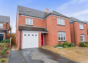 Thumbnail 5 bedroom detached house for sale in The Paddock, Curdworth, Sutton Coldfield, Warwickshire