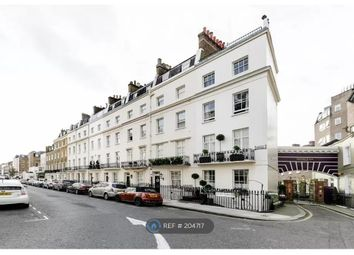 Thumbnail 1 bed flat to rent in Belgravia, London