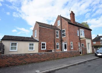 Thumbnail 2 bed flat for sale in Burton Road, Lincoln