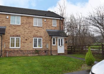 Thumbnail 3 bed semi-detached house for sale in West Cote Drive, Thackley, Bradford, West Yorkshire