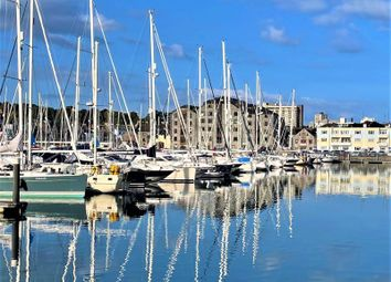 Thumbnail 1 bed flat for sale in Dolphin House, Sutton Harbour, Plymouth, Devon