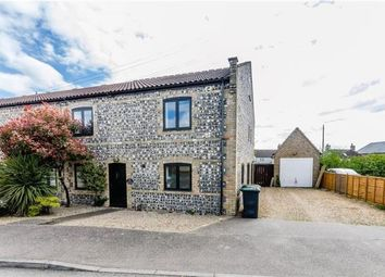 Thumbnail 4 bed end terrace house for sale in Soham, Ely