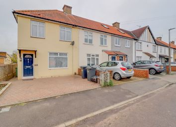 Thumbnail 3 bed end terrace house for sale in River Avenue, Hoddesdon, Hertfordshire