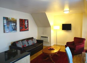 Thumbnail 1 bed flat to rent in Market Street, Aberdeen