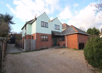 Thumbnail 6 bedroom detached house for sale in The Maltings, Dunmow, Essex