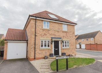 Thumbnail 3 bed detached house for sale in Cadnams Lane, Irthlingborough, Wellingborough