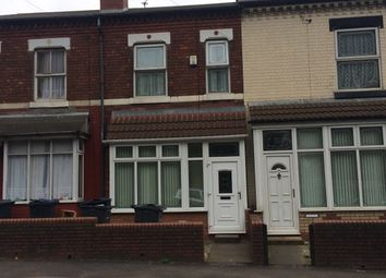 Thumbnail 3 bedroom terraced house for sale in Ash Road, Saltley