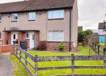 Thumbnail 3 bed end terrace house for sale in 2 Lorimer Crescent, Dumfries