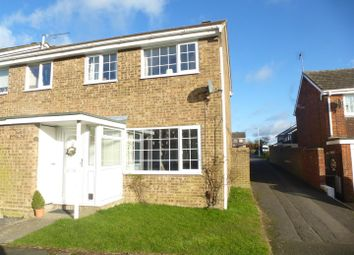 Thumbnail 3 bed end terrace house for sale in Englands Avenue, Dunstable