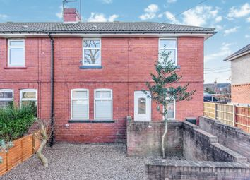 Thumbnail 2 bed end terrace house for sale in Highfield Park, Maltby, Rotherham