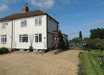 Thumbnail 3 bed cottage for sale in Lady Drove, Barroway Drove, Downham Market