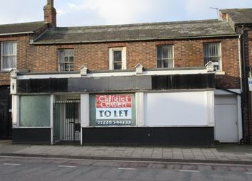 Thumbnail Retail premises to let in Scotland Road, 31/33, Carlisle