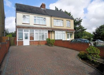 Thumbnail 3 bed semi-detached house for sale in Bath Lane, Fareham