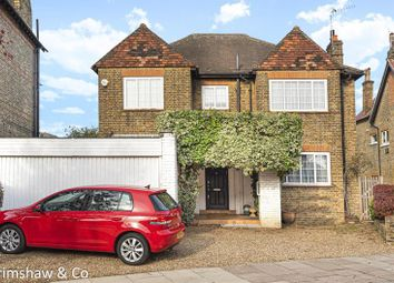 Thumbnail 5 bed detached house for sale in Grange Road, Ealing Common, London